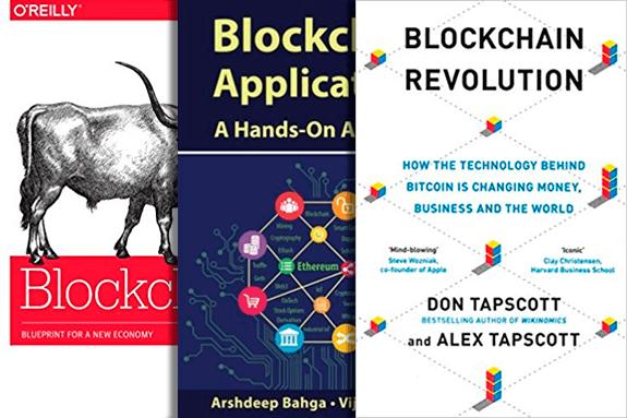 Mais três indicações de livros sobre Bitcoin, Blockchain e criptomoedas.